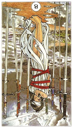 Image courtesy of the Robin Wood Tarot.