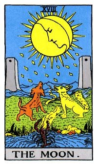 Image courtesy of the RWS Tarot.