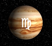 JupiterInVirgo