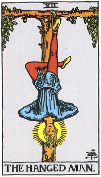 Image courtesy of the RWS Tarot deck.
